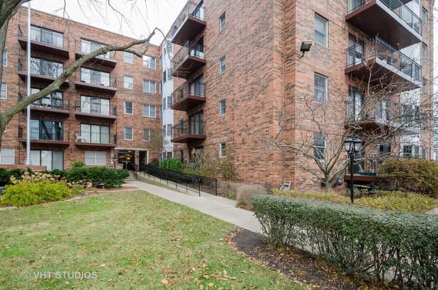 1501 Oak Avenue #305, Evanston, IL 60201 (MLS #10581991) :: Century 21 Affiliated