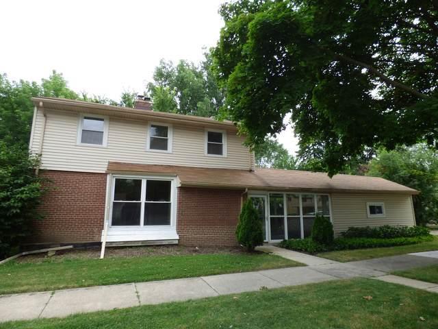 8660 E Prairie Road, Skokie, IL 60076 (MLS #10582144) :: Property Consultants Realty