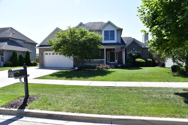 926 Heartland Drive, Yorkville, IL 60560 (MLS #10582250) :: The Wexler Group at Keller Williams Preferred Realty