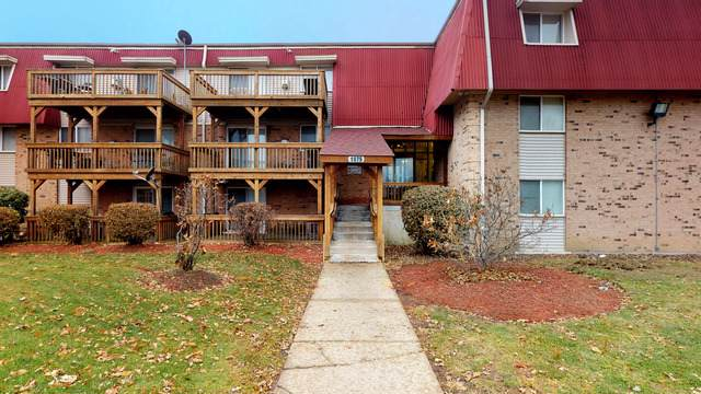 1875 Tall Oaks Drive #1408, Aurora, IL 60505 (MLS #10582352) :: The Spaniak Team