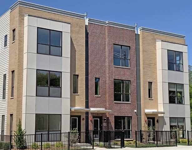 942 Madison Avenue 2-2, Oak Park, IL 60302 (MLS #10582447) :: Ryan Dallas Real Estate