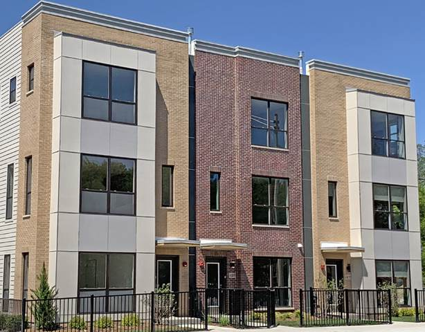 944 Madison Street 2-1, Oak Park, IL 60302 (MLS #10582453) :: Ryan Dallas Real Estate