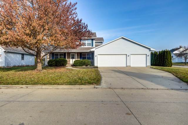 1600 Braden Drive, Normal, IL 61761 (MLS #10582511) :: BNRealty