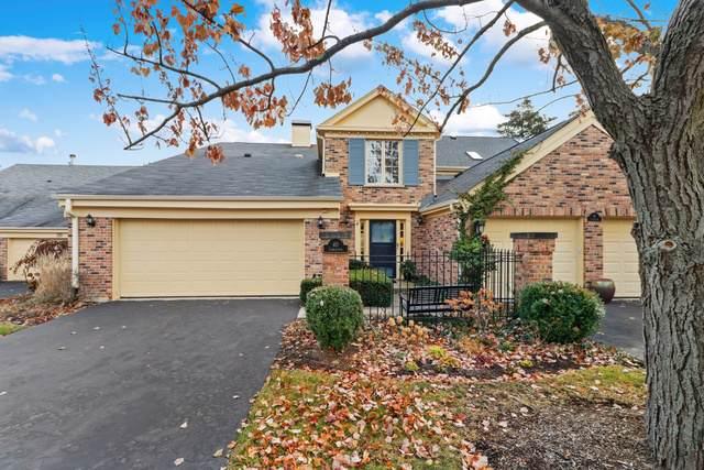 40 The Court Of Cobblestone, Northbrook, IL 60062 (MLS #10582553) :: Helen Oliveri Real Estate