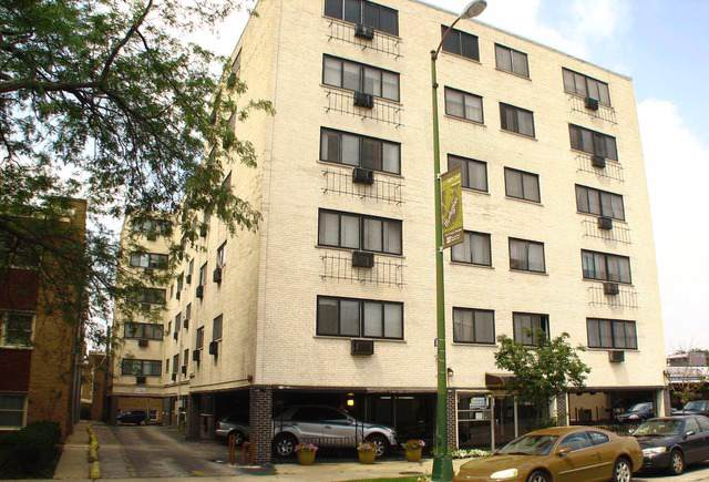 7540 N Ridge Boulevard 6E, Chicago, IL 60645 (MLS #10582733) :: Property Consultants Realty