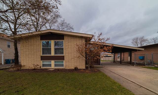 7836 W 80th Place, Bridgeview, IL 60455 (MLS #10582736) :: The Wexler Group at Keller Williams Preferred Realty