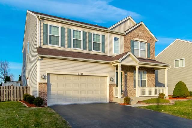6315 Fox Ridge Drive, Plainfield, IL 60586 (MLS #10582765) :: The Mattz Mega Group