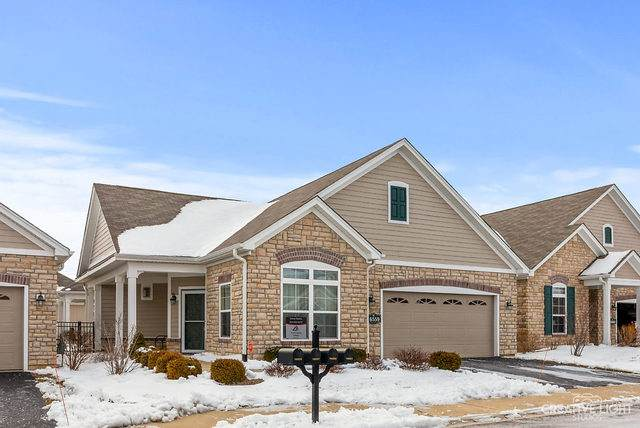 16559 S Fox Run Circle, Plainfield, IL 60586 (MLS #10582770) :: Berkshire Hathaway HomeServices Snyder Real Estate