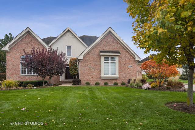 1004 Ridgeview Drive, Inverness, IL 60010 (MLS #10582942) :: Baz Realty Network | Keller Williams Elite