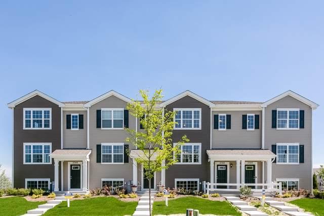 2419 Bella Drive #2385, Pingree Grove, IL 60140 (MLS #10582951) :: The Mattz Mega Group