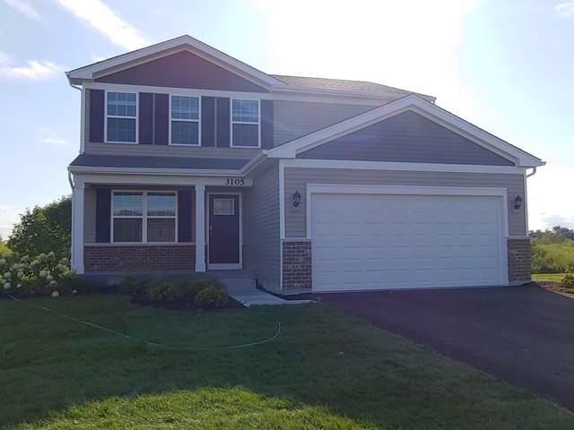 3105 Rehbehn Court, Yorkville, IL 60560 (MLS #10582989) :: Property Consultants Realty