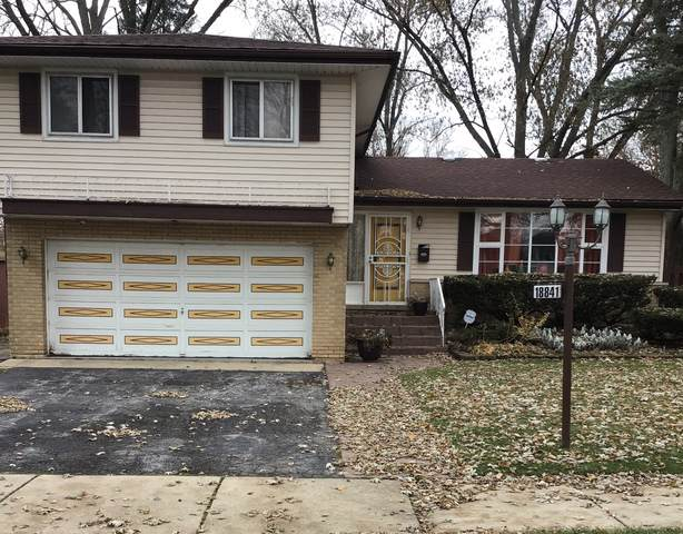 18841 May Avenue, Homewood, IL 60430 (MLS #10583025) :: The Wexler Group at Keller Williams Preferred Realty