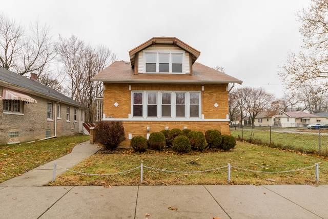 11206 S Eggleston Avenue, Chicago, IL 60628 (MLS #10583032) :: The Mattz Mega Group