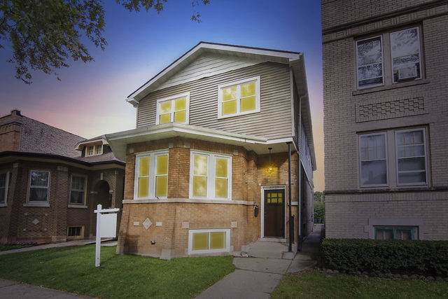 5809 N Washtenaw Avenue, Chicago, IL 60659 (MLS #10583127) :: Property Consultants Realty