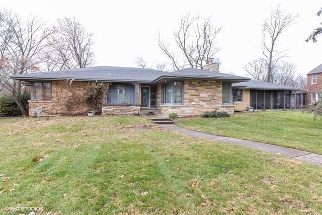 832 Argyle Avenue, Flossmoor, IL 60422 (MLS #10583154) :: The Wexler Group at Keller Williams Preferred Realty