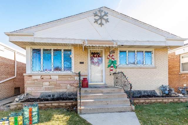 2209 Burr Oak Avenue, North Riverside, IL 60546 (MLS #10583199) :: The Wexler Group at Keller Williams Preferred Realty