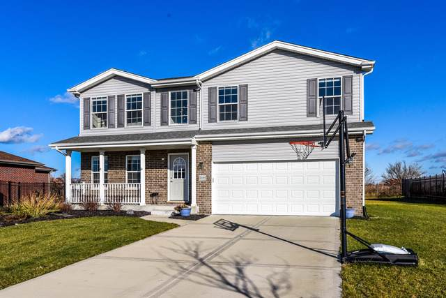 24549 S Clydesdale Drive, Manhattan, IL 60442 (MLS #10583239) :: Property Consultants Realty