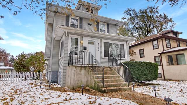 3125 Maple Avenue, Berwyn, IL 60402 (MLS #10583275) :: The Wexler Group at Keller Williams Preferred Realty