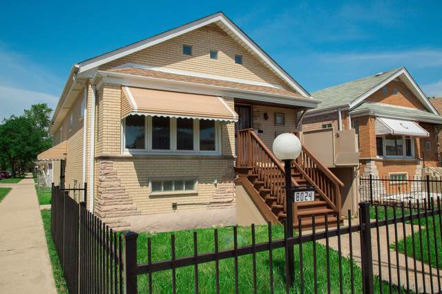 8024 S Damen Avenue, Chicago, IL 60620 (MLS #10583379) :: Property Consultants Realty