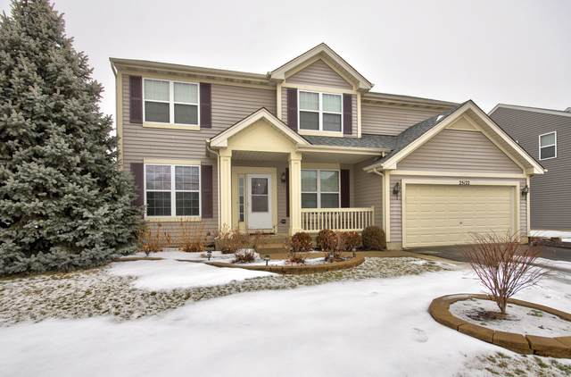25122 Liberty Grove Boulevard, Plainfield, IL 60544 (MLS #10583422) :: The Wexler Group at Keller Williams Preferred Realty