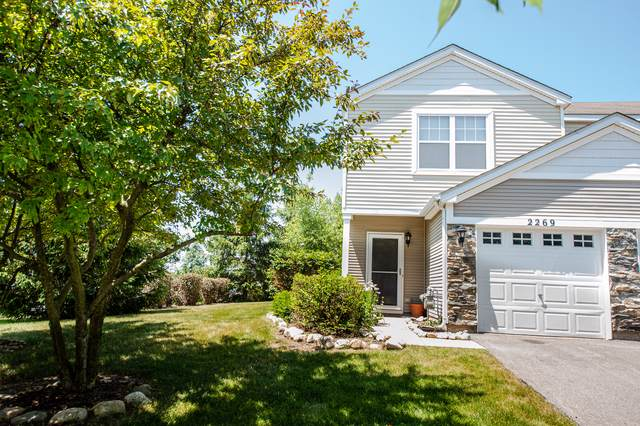 2269 Flagstone Lane #2269, Carpentersville, IL 60110 (MLS #10583437) :: The Perotti Group | Compass Real Estate