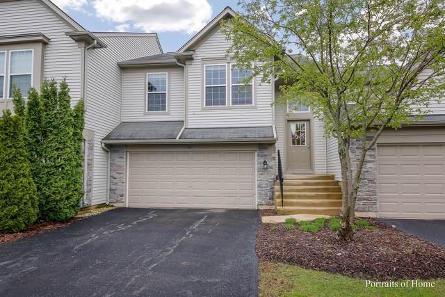 587 Conservatory Lane, Aurora, IL 60502 (MLS #10583482) :: Ani Real Estate