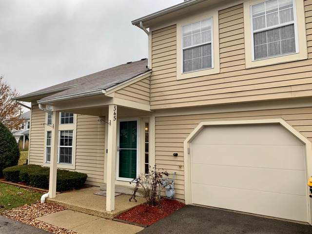 345 Wisteria Drive #0, Streamwood, IL 60107 (MLS #10583587) :: Ryan Dallas Real Estate