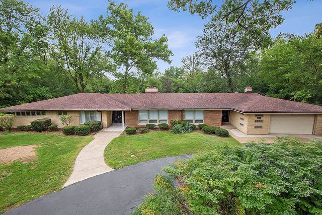 41 Graymoor Lane, Olympia Fields, IL 60461 (MLS #10583599) :: The Wexler Group at Keller Williams Preferred Realty