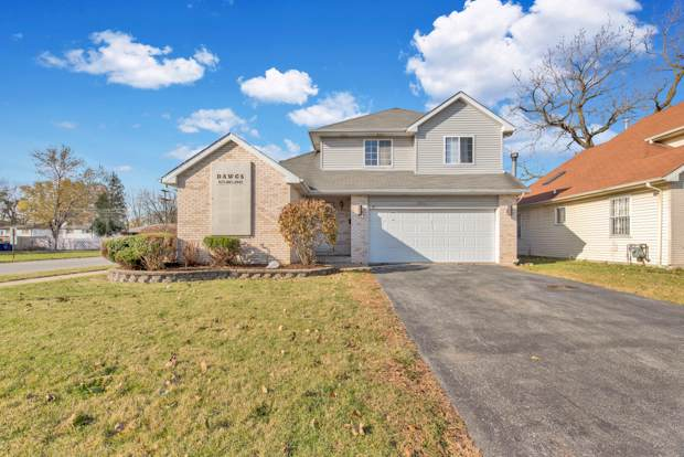 15944 Marshfield Avenue, Harvey, IL 60426 (MLS #10583606) :: John Lyons Real Estate