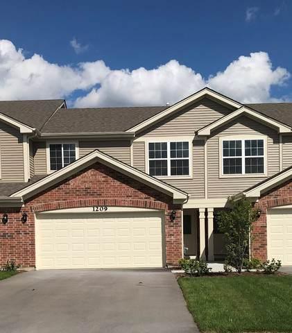 1209 Prairie View Parkway, Cary, IL 60013 (MLS #10583621) :: Baz Realty Network | Keller Williams Elite
