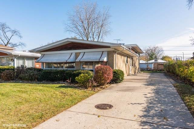 7343 N Keystone Avenue, Lincolnwood, IL 60712 (MLS #10583645) :: The Perotti Group | Compass Real Estate