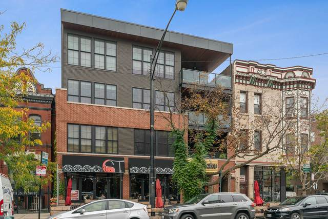 1904 W Division Street 2N, Chicago, IL 60622 (MLS #10583748) :: Property Consultants Realty