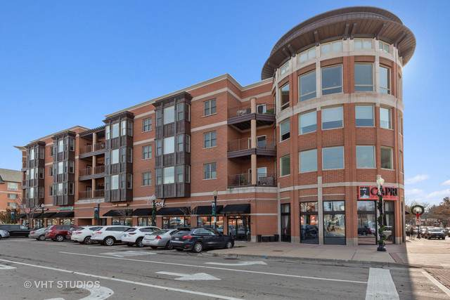 945 Burlington Avenue #404, Downers Grove, IL 60515 (MLS #10583756) :: The Wexler Group at Keller Williams Preferred Realty