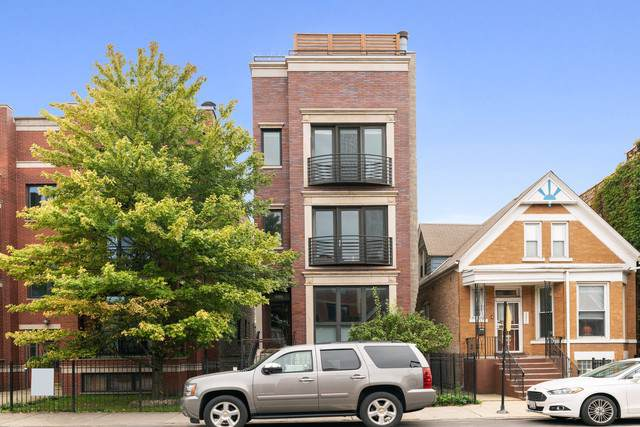 2217 W Augusta Boulevard #2, Chicago, IL 60622 (MLS #10583761) :: Property Consultants Realty