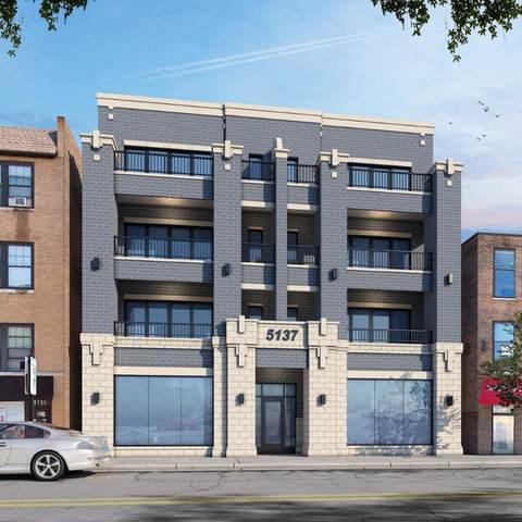 5137 N Lincoln Avenue 4N, Chicago, IL 60625 (MLS #10583764) :: Baz Realty Network   Keller Williams Elite