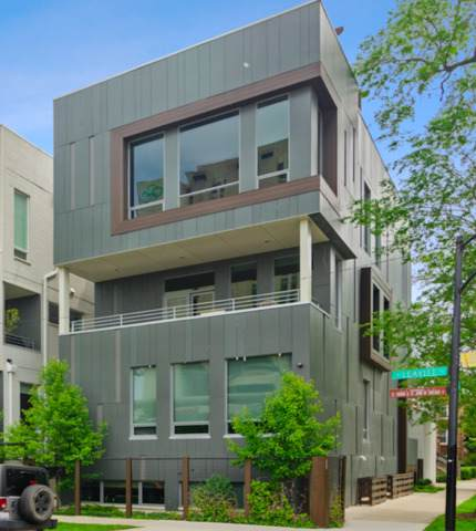 1137 N Leavitt Street #3, Chicago, IL 60622 (MLS #10583805) :: Property Consultants Realty