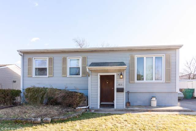 623 Murphy Drive, Romeoville, IL 60446 (MLS #10583860) :: Angela Walker Homes Real Estate Group