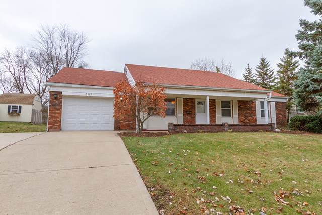 307 Wickham Drive, Schaumburg, IL 60194 (MLS #10583888) :: The Wexler Group at Keller Williams Preferred Realty