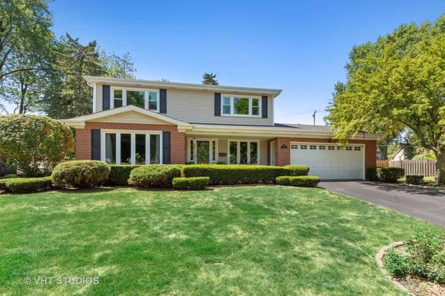 1307 W Cottonwood Lane, Arlington Heights, IL 60005 (MLS #10583965) :: Angela Walker Homes Real Estate Group