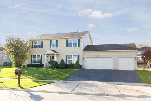 1605 Arquilla Drive, Algonquin, IL 60102 (MLS #10584002) :: Ryan Dallas Real Estate