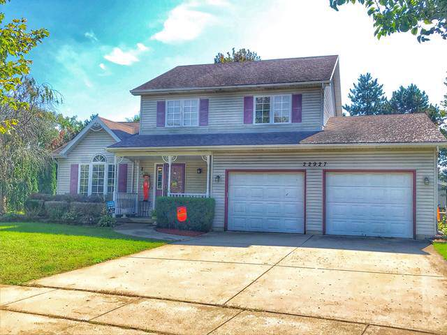 22927 S Kathey Drive, Channahon, IL 60410 (MLS #10584010) :: Property Consultants Realty