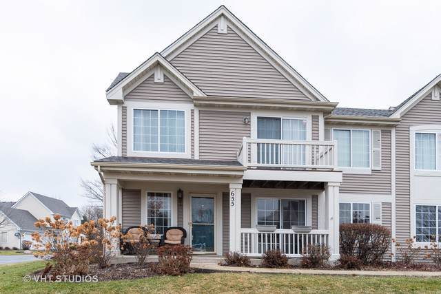 655 Lincoln Station Drive #1002, Oswego, IL 60543 (MLS #10584102) :: The Wexler Group at Keller Williams Preferred Realty