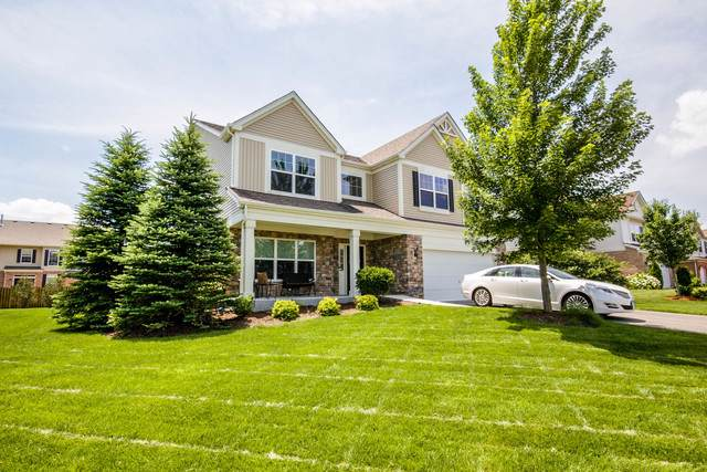 1907 Great Plains Way, Bolingbrook, IL 60490 (MLS #10584106) :: Angela Walker Homes Real Estate Group
