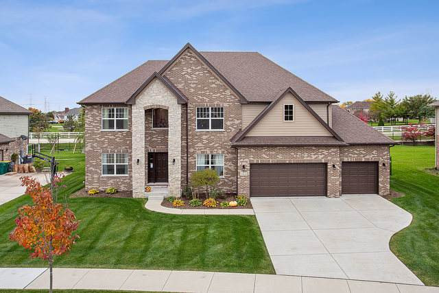 13114 Ballycastle Court, Lemont, IL 60439 (MLS #10584124) :: The Wexler Group at Keller Williams Preferred Realty