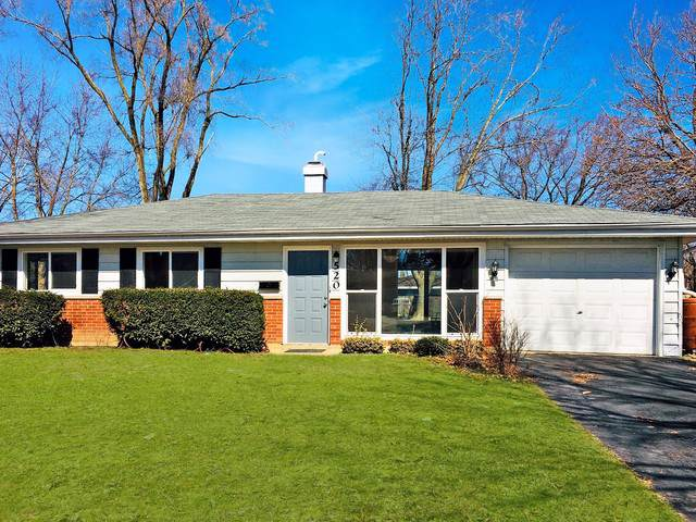 520 Maywood Lane, Hoffman Estates, IL 60169 (MLS #10584128) :: The Wexler Group at Keller Williams Preferred Realty