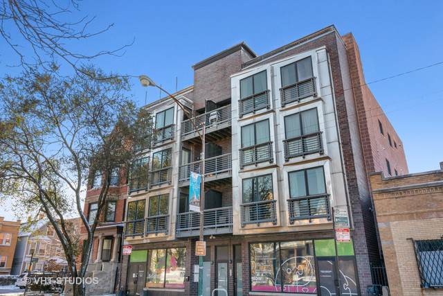 2902 N Central Park Avenue 4S, Chicago, IL 60618 (MLS #10584135) :: Baz Realty Network | Keller Williams Elite