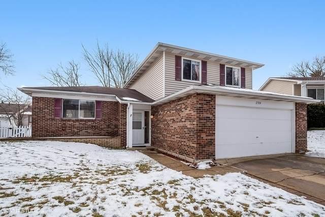 2584 Yellow Star Street, Woodridge, IL 60517 (MLS #10584295) :: Property Consultants Realty