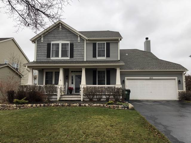 1822 Neuway Lane, Antioch, IL 60002 (MLS #10584308) :: The Wexler Group at Keller Williams Preferred Realty