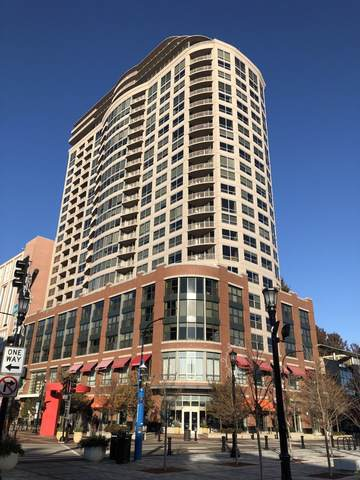 807 Davis Street #1508, Evanston, IL 60201 (MLS #10584375) :: Century 21 Affiliated