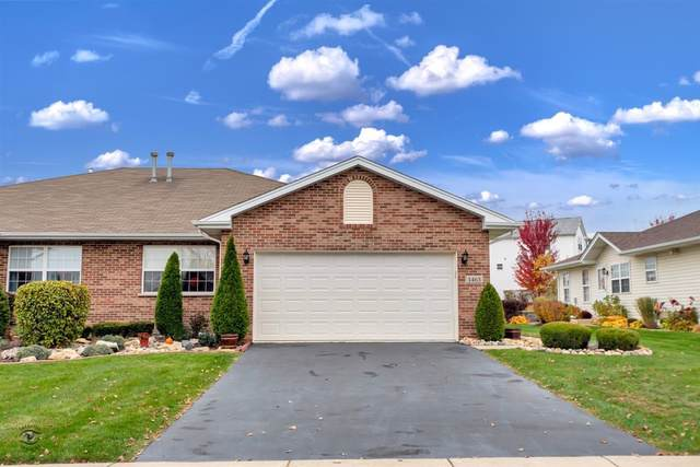 1463 Somerset Drive, Beecher, IL 60401 (MLS #10584448) :: Property Consultants Realty
